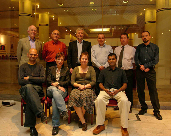 The EU-EBM Steering Committee